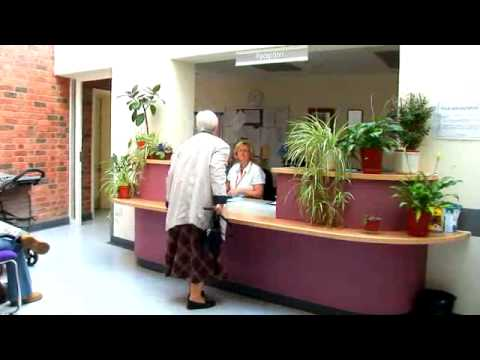 A tour of Hereford County Hospital
