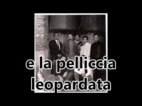 Testo-Ebano Modena City Ramblers