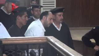 بالفيديو| متهم في بيت المقدس للقاضي: عندي بواسير.. ولسة جاي من العملية على المحكمة