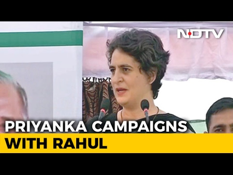 'UP Does Not Need An Adopted Son,' Priyanka Gandhi Hits Back At PM Modi