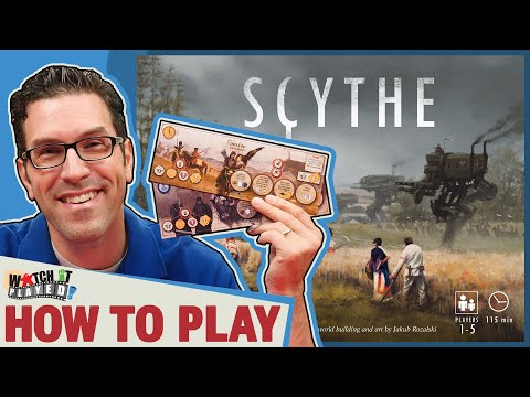 Scythe - How To Play