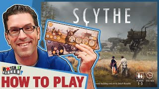 Scythe  How To Play