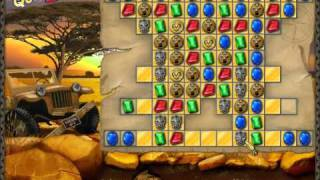 Jewel Quest II - Retour En Afrique - Level 3-2