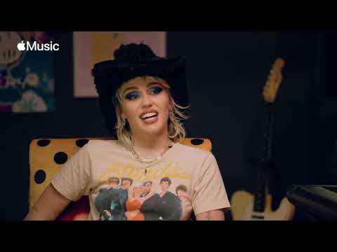 Miley Cyrus - Apple Music 'Plastic Hearts' Interview