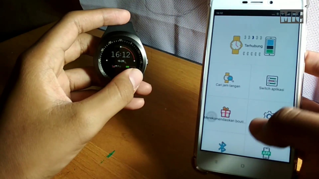 Application testing and Smart watch Y1