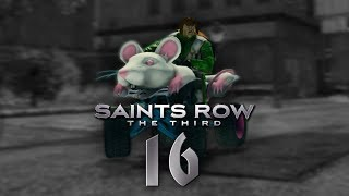 Saints Row: The Third - #16 - JOHNNY FLASH!