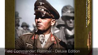 Field Commander: Rommel Unboxing
