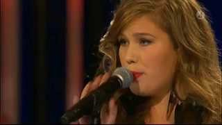Molly Pettersson Hammar - Where the streets have no name - Idol Sverige (TV4)
