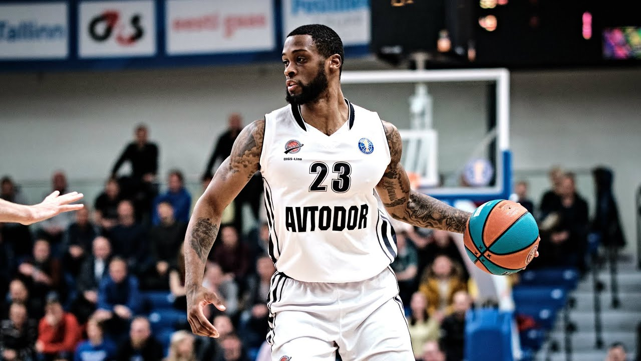 Elgin Cook Best Highlights From 2019 20 Season Bc Avtodor Youtube