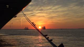 Repeat youtube video Key West Florida - Mallory Square Sunset