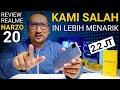 - Murah, Irit, Kencang, Kamera Keren: Review realme Narzo 20