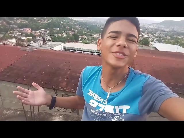 Entrevistas a jóvenes Venezolanos - Chamito Gabo????????