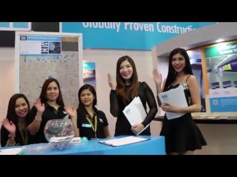 Laticrete Philippines, Inc  PHILCONSTRUCT2015 AVP