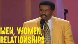 Men, Women, & Relationships   Steve Harvey Classics