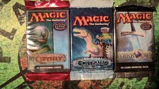 Coldsnap, Odyssey, and Mirrodin: Brett