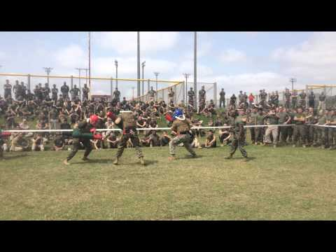 ENGINEER MARINES VS. NAVY SEABEES