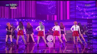 [음악방송] K-POP 걸그룹 트위티(TWEETY) - BAD BOY