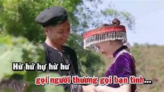 Chợ tình Sa Pa - Quỳnh Hương (Karaoke by kgmnc
