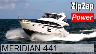 Meridian 441 on Rough Water | MADU