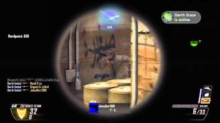 Black ops 2- Quick Scope Montage by SoaR Amkal & Darth Torin