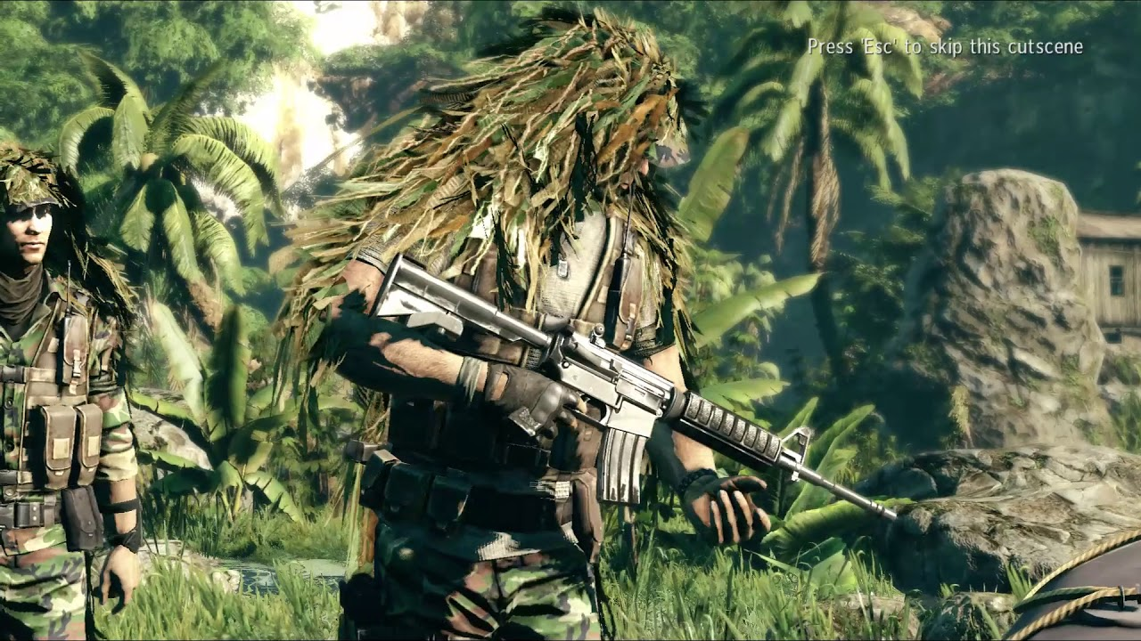 Sniper Ghost Warrior Gameplay #2
