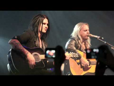 Helloween - Live in Moscow, Milk club (16-09-2011) - Forever and One