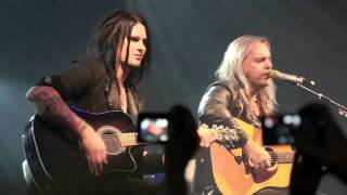 Video Helloween - Live in Moscow, Milk club (16-09-2011) - Forever and One download MP3, 3GP, MP4, WEBM, AVI, FLV April 2018