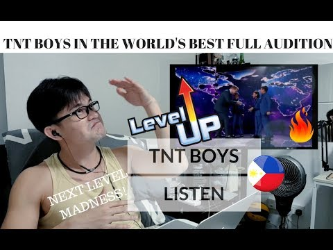 [REACTION] The WORLD Listened!! TNT BOYS - LISTEN  (FULL AUDITION) | THE WORLD'S BEST | #JANGReacts