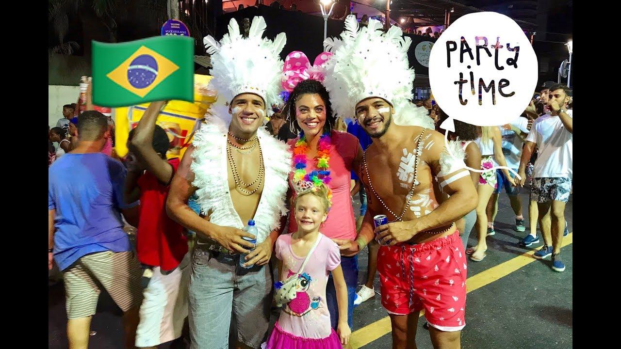 Kids Experience Brazil\u2019s Carnival , 2018