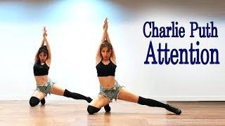 찰리푸스 Charlie Puth - Attention cover dance WAVEYA