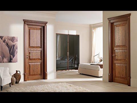 МЕЖКОМНАТНЫЕ двери в интерьере современного жилища.  Актуальные идеи и фото