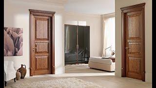 видео Межкомнатные двери и интерьер комнат