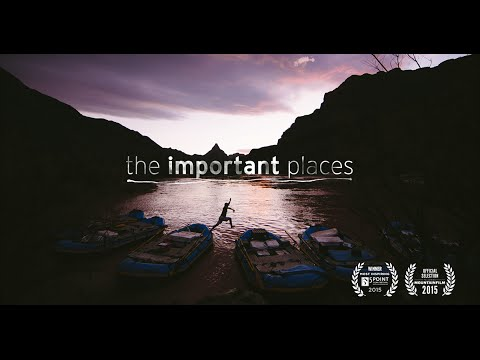 The Important Places by Forest Woodward & Brendan Leonard
