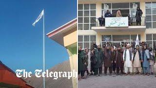 video: Last Afghanistan resistance pocket in Panjshir Valley 'completely captured', Taliban claim