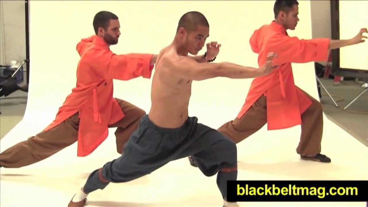 pictures How to train like a Shaolin Monk