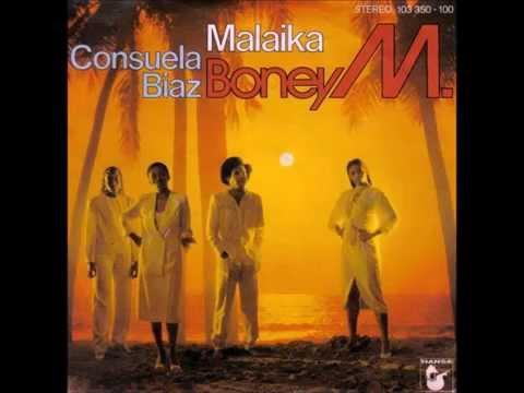 BONEY M. - Malaika (1981)