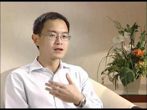 2011 NUS Initiative to Improve Health in Asia -  Interview - Lim Wei-Yen