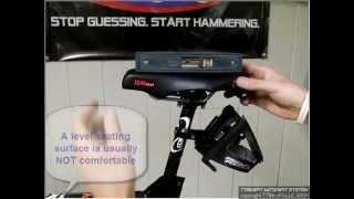 This video describes proper setup for SHORT NOSE ISM Adamo saddle m...