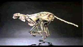 Andrew Chase - Mechanic Cheetah Animation