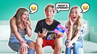 Asking Girls Awkward Questions To See How They React **embarrassing** Emotional 🤦😬| Sawyer Sharbino