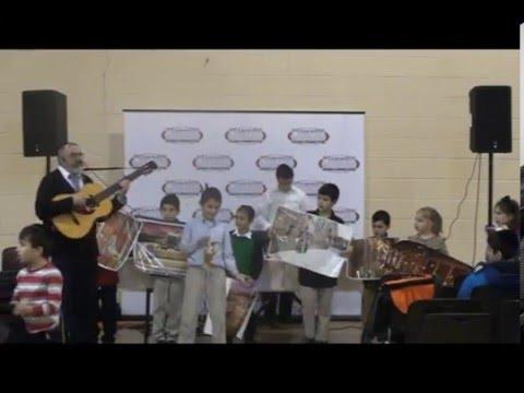 Rebbe Alter's Children's Chanukah Concert!