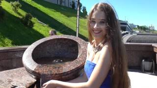 Видеосессия модели Алины Коломойцевой. Достопримечательности Тюмени. Лето 2016(Видеосессия модели Алины Коломойцевой на фоне примечетльных мест города Тюмени. Лето 2016., 2016-07-27T16:27:43.000Z)