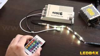 RGB Music IR контроллер(, 2011-10-04T10:09:16.000Z)