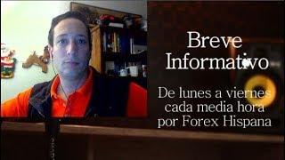 Breve Informativo - Noticias Forex del 12 de Diciembre 2018