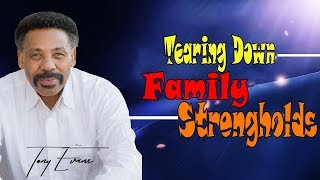Baixar Tony Evans - Tearing Down Family Strongholds - The Alternative Radio Online