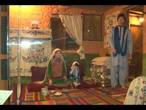 Hazara Culture of Balochistan Pakistan - Exhibition at Lok Virsa Islamabad