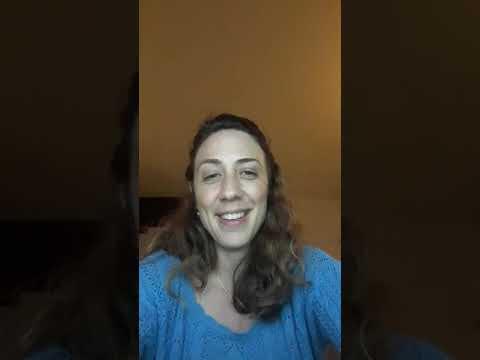תזונה, אנדומטריוזיס ופוריות/גילי פז (חלק ב') - Live Chats לחודש המודעות לאנדומטריוזיס 2019