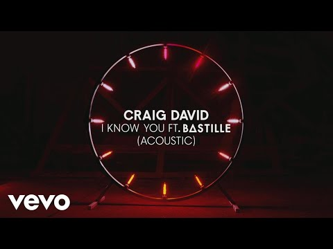 Craig David  I Know You Acoustic Audio ft Bastille