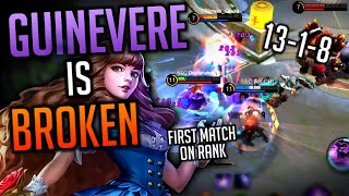 NEW HERO GUINEVERE BROKEN - NEW GUSION? - DOOFENSHMIRTZZ