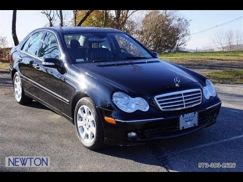 2006 mercedes c class c280 4matic sedan youtube for Mercedes benz c280 4matic 2006